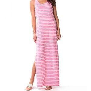 NWT Sail to Sable Jetting to Jetties Striped Maxi